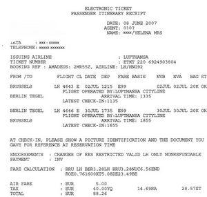 Как получить электроннй билет на самолет купить билет на самолет из мурманска до санкт-петербурга