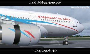 Vladivostok avia (vladivostok air), airbus a330-301, vq-bcw (cn 070), flight xf 312 from yekaterinburg (sverdlovsk)